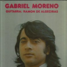 Discos de vinilo: GABRIEL MORENO 1974. Lote 160669430