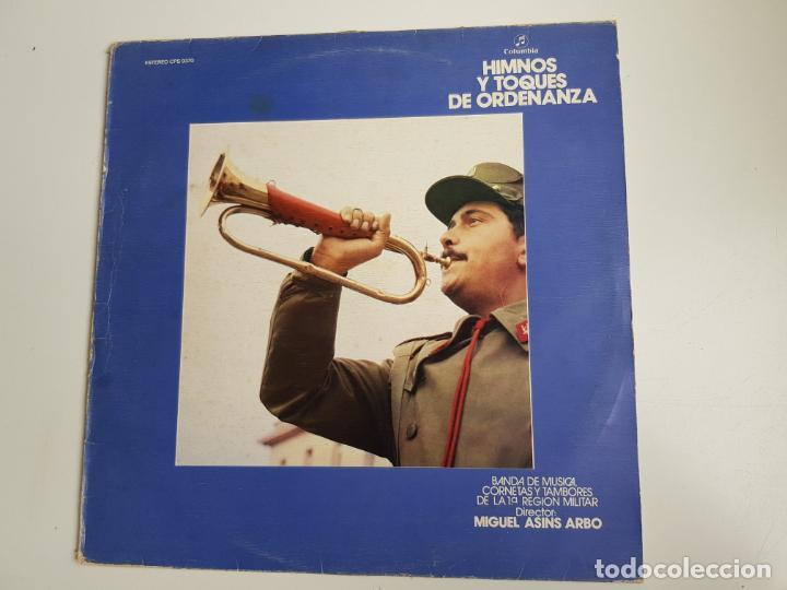 MIGUEL ASINS ARBÓ - HIMNOS Y TOQUES DE ORDENANZA (VINILO) (Música - Discos - LP Vinilo - Otros estilos)