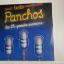 Discos de vinilo: LOS PANCHOS - TODO PANCHOS (LAS 24 GRANDES CANCIONES) (VINILO). Lote 160671154