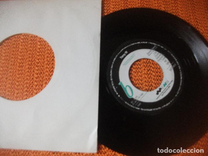 TERRY IV, SINGLE PROMOCIONAL, ALASKA ( FANGORIA ), CABEZA CUADRADA, DR SPOOK (Música - Discos - Singles Vinilo - Grupos Españoles de los 90 a la actualidad)