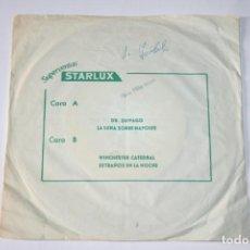 Discos de vinilo: SUPERVENTAS (STARLUX) *** SINGLE VINILO AÑO 1967 *** . Lote 160679930