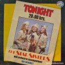 Discos de vinilo: STARS ON 45 PROUDLY PRESENTS THE STAR SISTERS - TONIGHT 20.00 HRS - LP SPAIN 1983. Lote 160684714