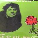 Discos de vinilo: MARUXA VILLANUEVA – LA HIJA DEL MAR (EP) (EXCELENTE). Lote 160709050