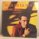 Discos de vinilo: ALEX DE LA NUEZ-DAME MAS/MAXISINGLE 1994 EMI-ODEON ESPAÑA/ !!!COMO NUEVO!!!. Lote 160711330