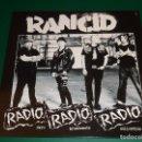 Discos de vinilo: RANCID RADIO RADIO RADIO: RARE BROADCASTS COLLECTION LP. Lote 160713550