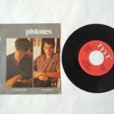 Discos de vinilo: PISTONES EL PISTOLERO Y METADONA. Lote 160715182