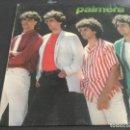 Discos de vinilo: PALMERA -PALMERA . Lote 160723626