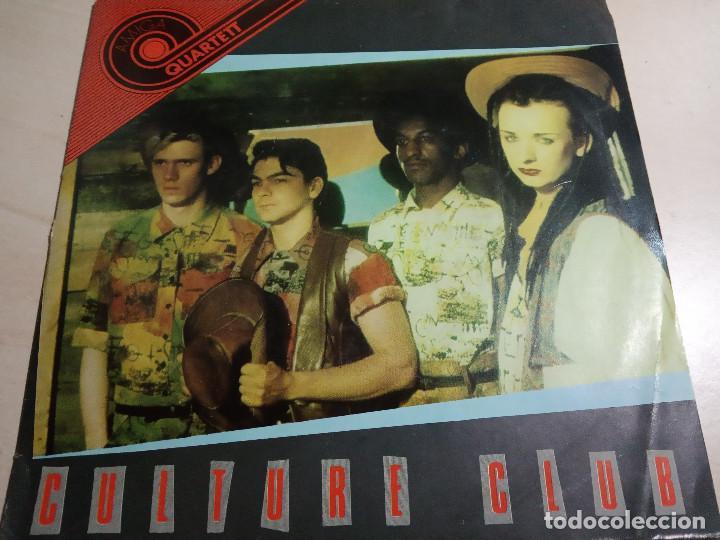 CULTURE CLUB.DO YOU REALLY WANT TO HURT ME.QUIERES HACERME DAÑO?.AMIGA.1985.EP. (Música - Discos - Singles Vinilo - Disco y Dance)