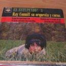Discos de vinilo: RAY CONNIFF Y SU ORQUESTA Y COROS- ES ESTUPENDO ! /3 - CBS AGS 20.164 - 1963. Lote 160724654