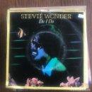 Discos de vinilo: STEVIE WONDER - DO I DO - SINGLE MOTOWN UK 1980 . Lote 160726186
