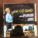 Discos de vinilo: STONE CITY BAND - ALL DAY AND ALL OF THE NIGHT / FUNKY REGGAE - SINGLE MOTOWN-BELTER 1981 . Lote 160727758