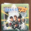 Discos de vinilo: STRAY CATS - SEXY + 17 / LOOKIN' BETTER EVERY BEER - SINGLE ARISTA UK 1983. Lote 160729398