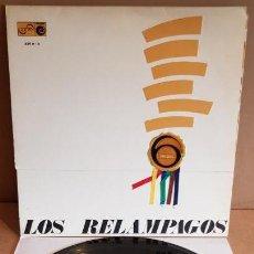 Discos de vinilo: LOS RELAMPAGOS / 6 PISTAS / LP-GATEFOLD - ZAFIRO-1967 / MBC. ***/***. Lote 160730022