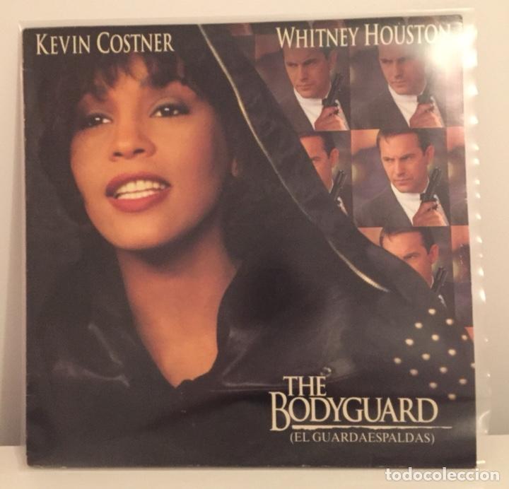 WHITNEY HOUSTON-THE BODYGUARD(EL GUARDAESPALDAS)/LP 1992 ARISTA ESPAÑA (Música - Discos - LP Vinilo - Bandas Sonoras y Música de Actores )