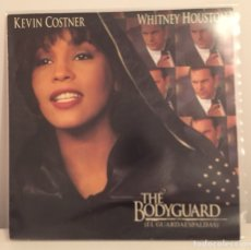 Discos de vinilo: WHITNEY HOUSTON-THE BODYGUARD(EL GUARDAESPALDAS)/LP 1992 ARISTA ESPAÑA. Lote 160736116