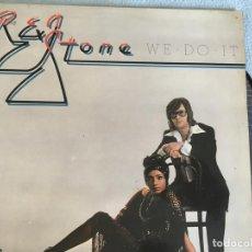 Discos de vinilo: LP R.& J. STONE-WE DO IT. Lote 160744358