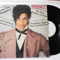 Discos de vinilo: PRINCE, LP CONTROVERSY. Lote 160746194