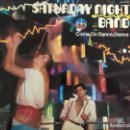 Discos de vinilo: LP SATURDAY NIGHT BAND-COME ON DANCE DANCE. Lote 160746506