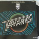 Discos de vinilo: LP TAVARES-THE BEST OF. Lote 160746854