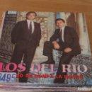 Discos de vinilo: LOS DEL RIO - QUE NO SE ROMPA LA NOCHE / AMOR PROHIBIDO - ZAFIRO P-191 - 1988 - PROMOCIONAL. Lote 160755642