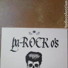 Discos de vinilo: PA-ROCKO'S-ESQUIVANDO A LA MUERTE - LP VINILO ROCKABILLY MADE IN SPAIN, NUEVO. Lote 160559466