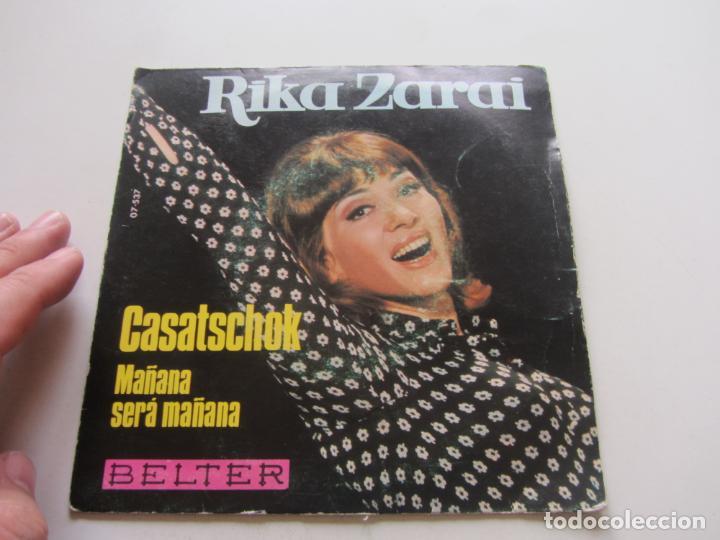 RIKA ZARAI – CASATSCHOK SELLO: BELTER – 07-537 . VCSD09 (Música - Discos - Singles Vinilo - Otros estilos)