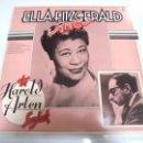 Discos de vinilo: LP DOBLE. ELLA FITZGERALD. SING. THE HAROLD ARLEN. SONG BOOK. VERVE. Lote 160782218