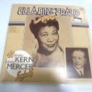 Discos de vinilo: LP DOBLE. ELLA FITZGERALD. SING. THE JEROME KERN / JOHNNY MERCER. SONG BOOK. VERVE . Lote 160783834