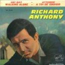 Discos de vinilo: RICHARD ANTHONY / OH! BOY + 3 (EP 1964). Lote 160784434
