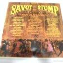 Discos de vinilo: LP. SAVOY STOMP. VAN ALEXANDER. CAPITOL. 1984. EMI. Lote 160784570