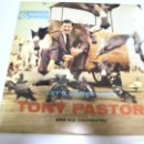 Discos de vinilo: LP. LET'S DANCE WITH TONY PASTOR AND HIS ORCHESTRA. 1985. FRESH SOUND RECORDS. Lote 160784714