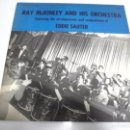 Discos de vinilo: LP. RAY MCKINLEY AND HIS ORCHESTRA FEATURING THE ARRANGEMENTS AND COMPOSITIONS OF EDDIE SAUTER. 1978. Lote 160785306