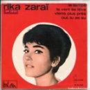 Discos de vinilo: RIKA ZARAI / LE TEMPS + 3 (EP 1964). Lote 160786066