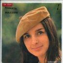 Discos de vinilo: ROBERTA MAZZONI / BUGIARDO / SULLA NEVE CON ME + 2 (EP 1965). Lote 160794334