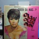 Discos de vinilo: LP OLGA GUILLOT : QUIEN DA MAS...? (EDICION USA DE 1971). Lote 160797686