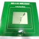 Discos de vinilo: LP. BILLIE HOLIDAY. LADY DAY BLUES. 1981. DIAL DISCOS. Lote 160804574
