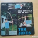 Discos de vinilo: TOM JONES - HELP YOURSELF (SG) 1968. Lote 160812718