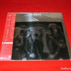 Discos de vinilo: VINILO EDICIÓN JAPONESA DEL LP DE QUEEN - THE GAME. Lote 160822506
