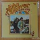 Discos de vinilo: JOHN DENVER - BACK HOME AGAIN - LP. Lote 160829842