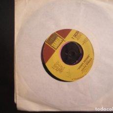 Discos de vinilo: STEVIE WONDER- HIGHER GROUND. SINGLE.. Lote 160838534