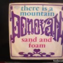 Discos de vinilo: DONOVAN- THERE IS A MOUNTAIN. SINGLE.. Lote 160840118