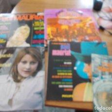 Discos de vinilo: LOTE DE 5 LPS DE PAUL MAURIAT.. Lote 160853062
