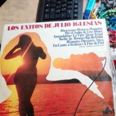 Discos de vinilo: JORGE SANMARTIN CANTA LOS GRANDES EXITOS DE JULIO IGLESIAS. Lote 160865134