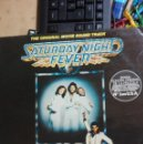 Discos de vinilo: BSO, SATURDAY NIGHT FEVER (POLYDOR) 2 X LP ESP, BEE GEES TAVARES TRAMMPS . Lote 160868214