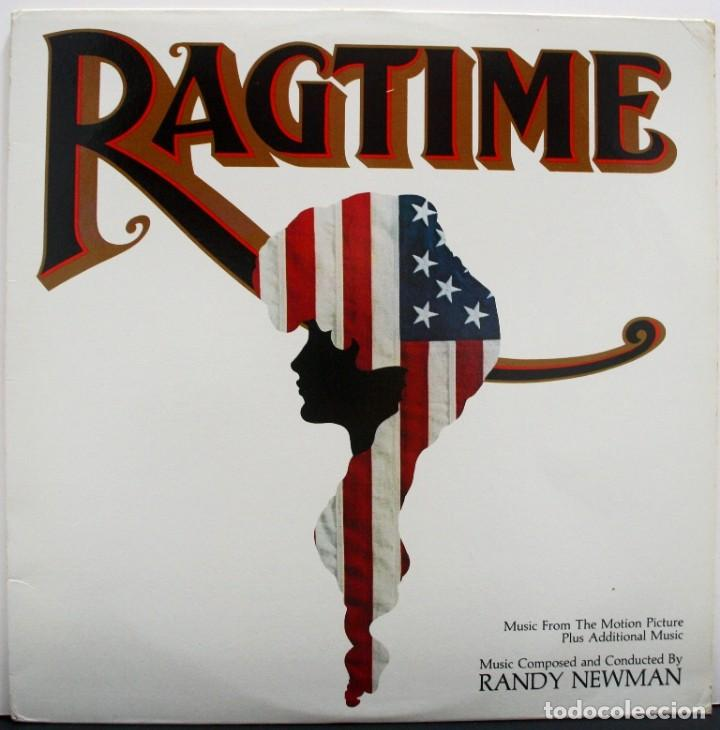 RAGTIME. RANDY NEWMAN (Música - Discos de Vinilo - Maxi Singles - Bandas Sonoras y Actores)