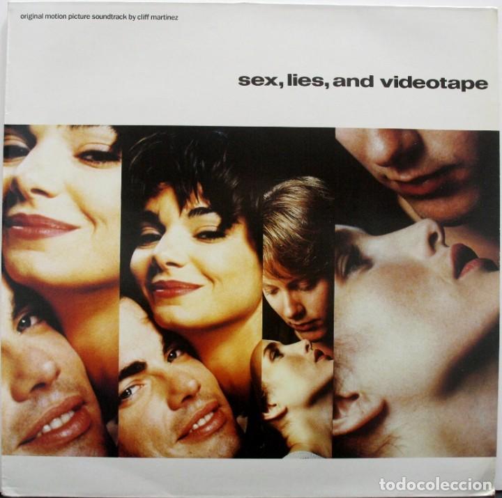 SEXO, MENTIRAS Y CINTAS DE VIDEO. CLIFF MARTINEZ (Música - Discos de Vinilo - Maxi Singles - Bandas Sonoras y Actores)
