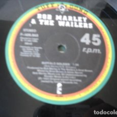 Disques de vinyle: BOB MARLEY & THE WAILERS BUFFALO SOLDIER. Lote 160932742