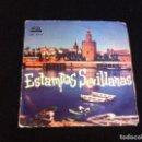 Discos de vinilo: SINGLE. ESTAMPAS SEVILLANAS. 4 TEMAS. Lote 160936726