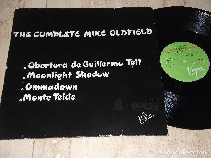 MIKE OLDFIELD THE COMPLETE 12 MAXI PROMO RARÍSIMO EXCLUSIVO RADIOS- VIRGIN ?– VP 020-ESPAÑA-1985- (Música - Discos de Vinilo - Maxi Singles - Pop - Rock - New Wave Extranjero de los 80)