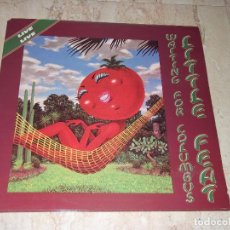 Discos de vinilo: LITTLE FEAT ?– WAITING FOR COLUMBUS-DOBLE LP- ESPAÑA-1978- RARO PROMOCIONAL!!. Lote 160943186